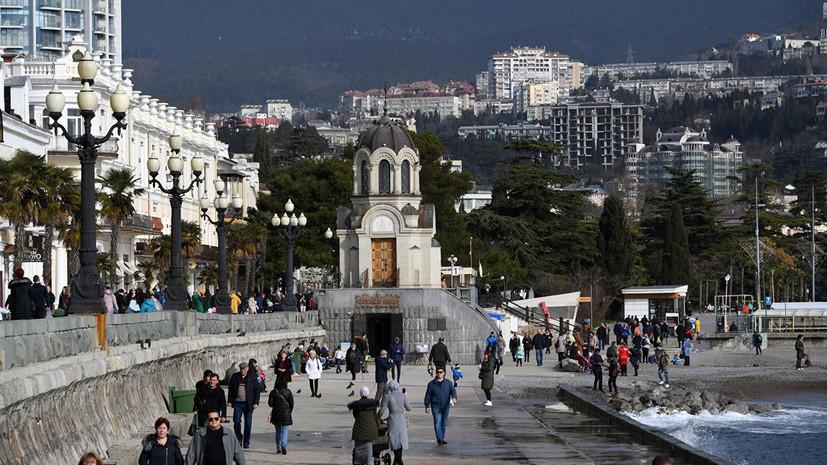 Число украинских туристов в России за год выросло на 28%