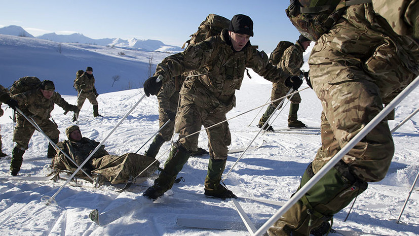 «НАТО готовится к борьбе за Арктику»: как Великобритания собирается расширить военное присутствие за полярным кругом
