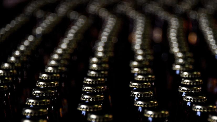 В России могут ввести минимальные розничные цены на некрепкий алкоголь