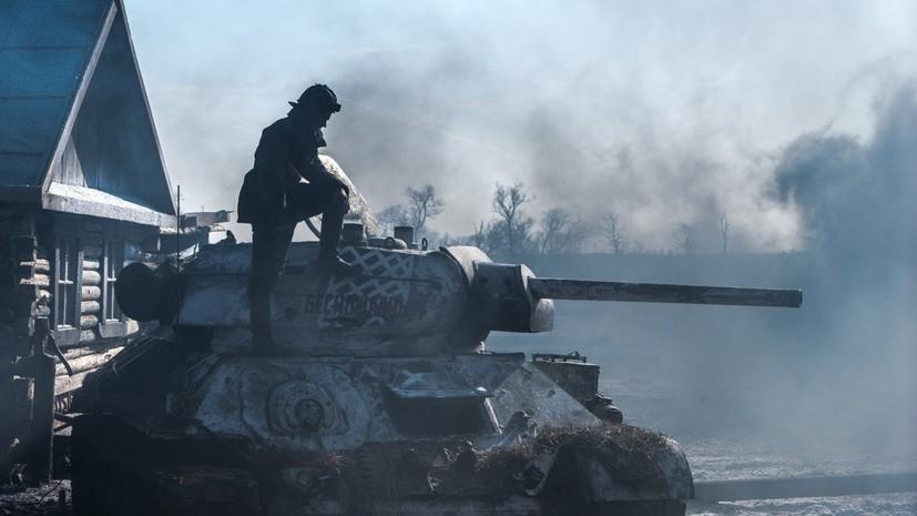 Посольство Украины призвалозапретить показ фильма «Т-34» в США