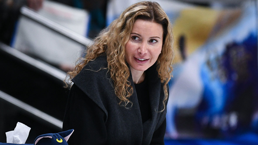 Чемпионка России по фигурному катанию рассказала о работе под руководством Тутберидзе