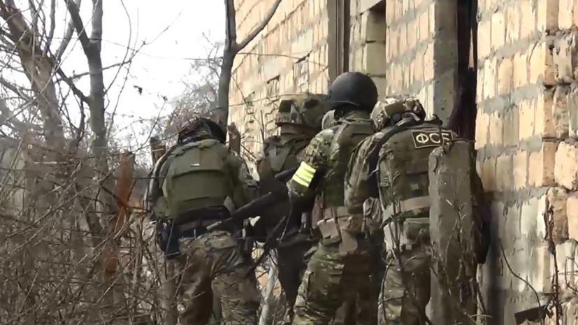 «В ходе перестрелки был нейтрализован»: в Дагестане силовики ликвидировали готовившего теракт боевика