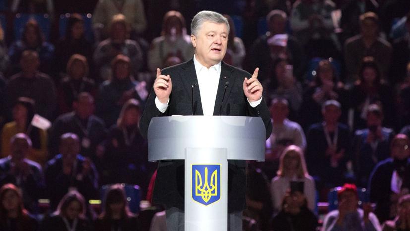 В Совфеде назвали выдумкой слова Порошенко о своих действиях на Майдане