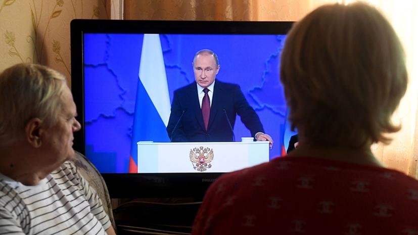 Путин призвал снизить ставки по ипотеке
