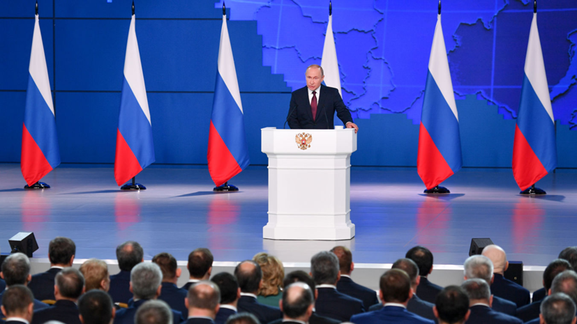 Путин: около 19 млн россиян находятся за чертой бедности
