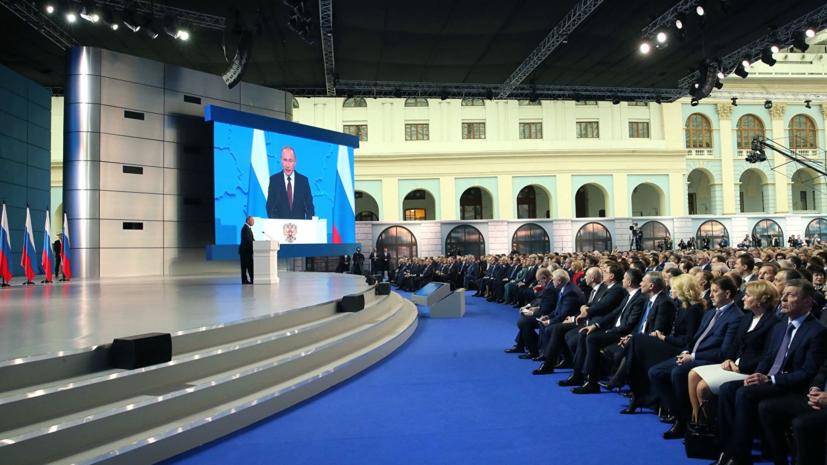 Путин заявил о необходимости пересчитать выплаты пенсионерам