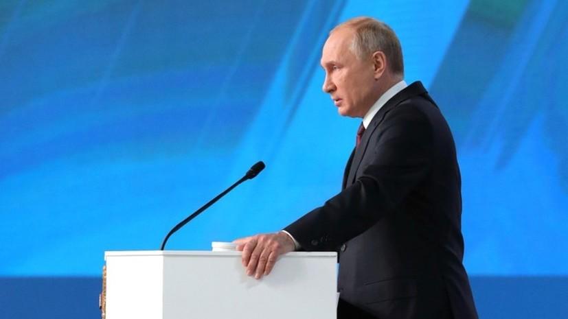 Путин разъяснил действия России в случае размещения ракет США в Европе