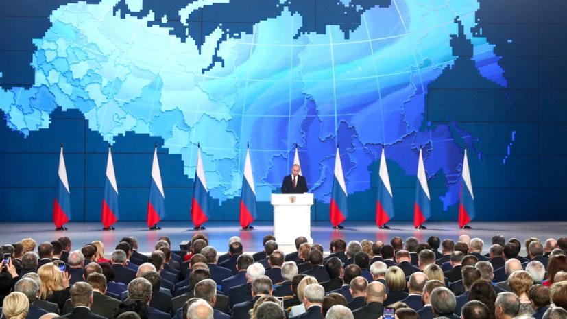 Путин указал на «подхрюкивающих» сателлитов США в ситуации с ДРСМД