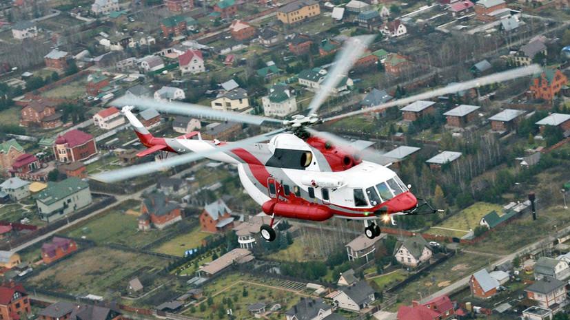 Россия может начать поставки вертолётов Ми-171А2 в Индию в конце года