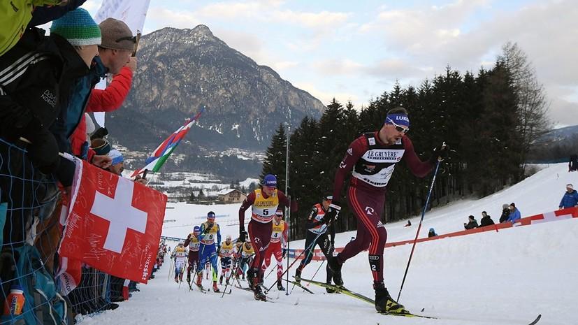 Киркоров поддержал сборную России по лыжным гонкам