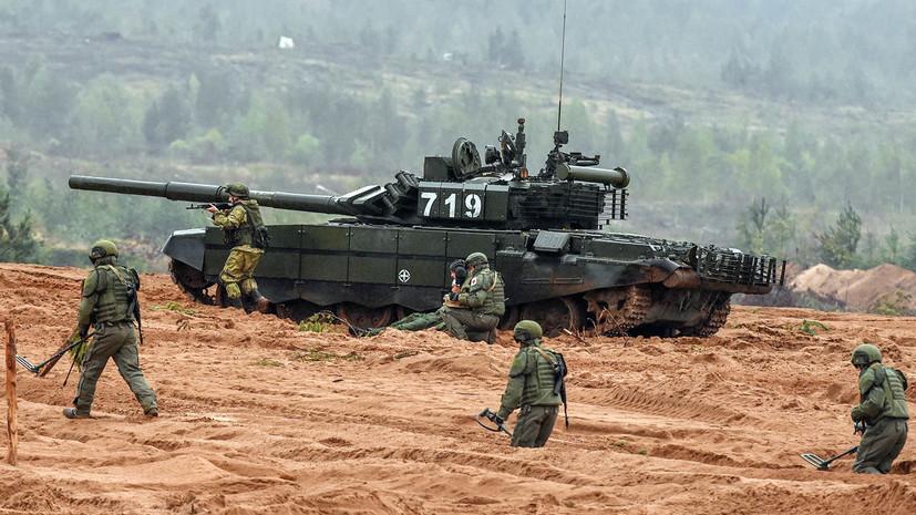 «Симптом провала»: почему экс-генсек НАТО и советник Порошенко заявил об угрозе вторжения РФ в Белоруссию