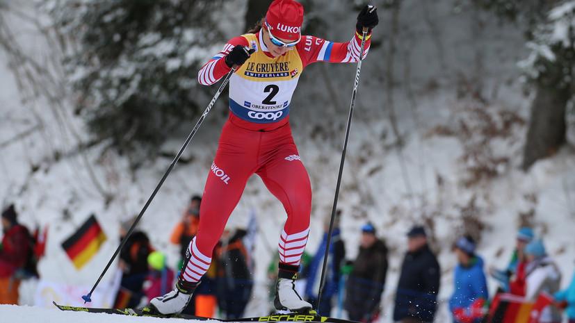 Три российских лыжницы преодолели квалификацию в спринте на ЧМ