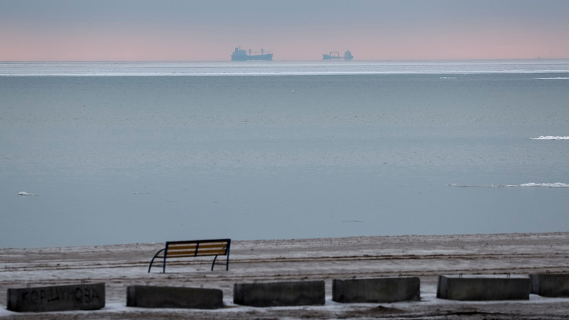 В Госдуме прокомментировали новое заявление Киева о планах расторгнуть договор по Азовскому морю