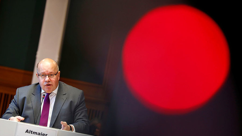 «Прийти к другим решениям»: почему в Германии заявили о незаинтересованности в антироссийских санкциях