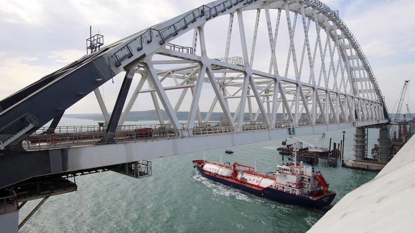 «Решили продолжить уничтожение страны»: в России ответили на намерение Украины расторгнуть договор по Азовскому морю