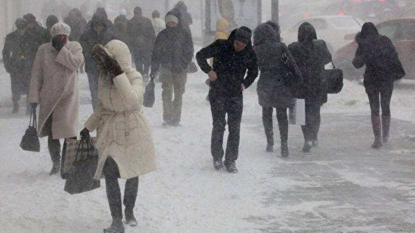В Краснодаре объявили штормовое предупреждение