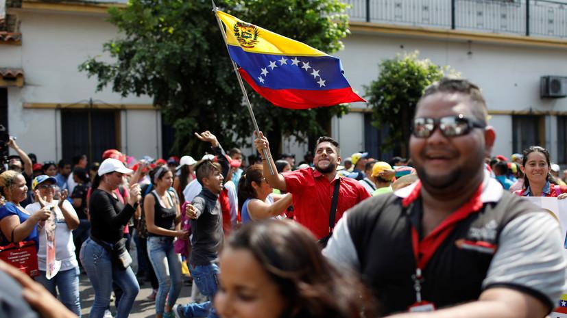 Посол России в Венесуэле призвал не политизировать процесс оказания помощи Каракасу