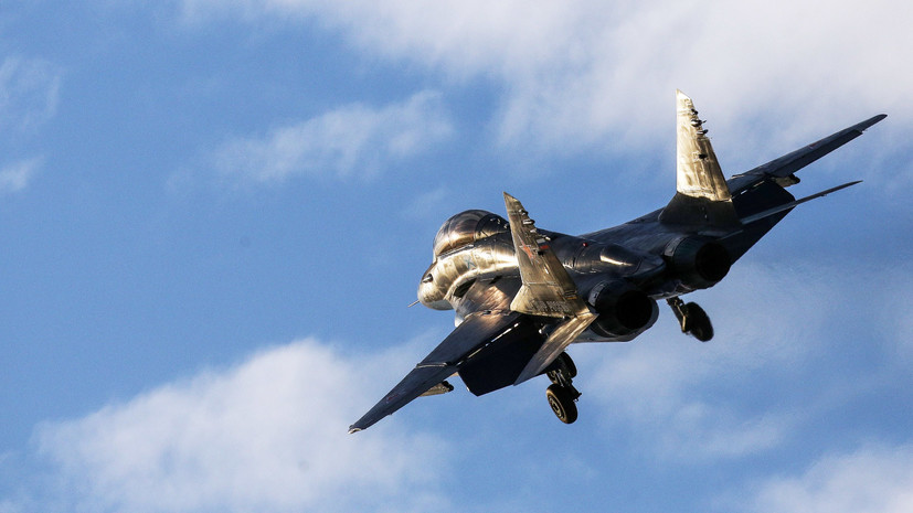 Russia sent India a proposal for an additional MiG-29 batch