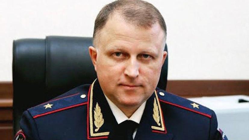Бывший начальник полковника Захарченко получил повышение