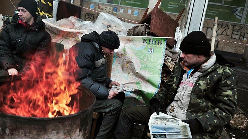 «Хроническая болезнь Украины»: в США напомнили Киеву об отсутствии успехов в борьбе с коррупцией
