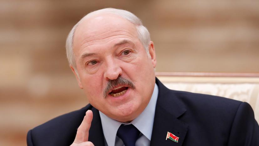 Лукашенко: Белоруссия разрабатывала для Венесуэлы план обороны
