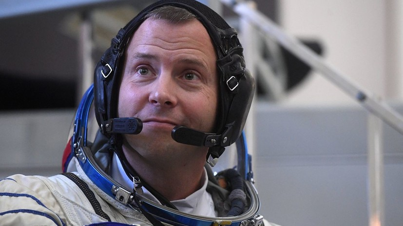 Астронавт Хейг полностью уверен в надёжности российских кораблей «Союз»