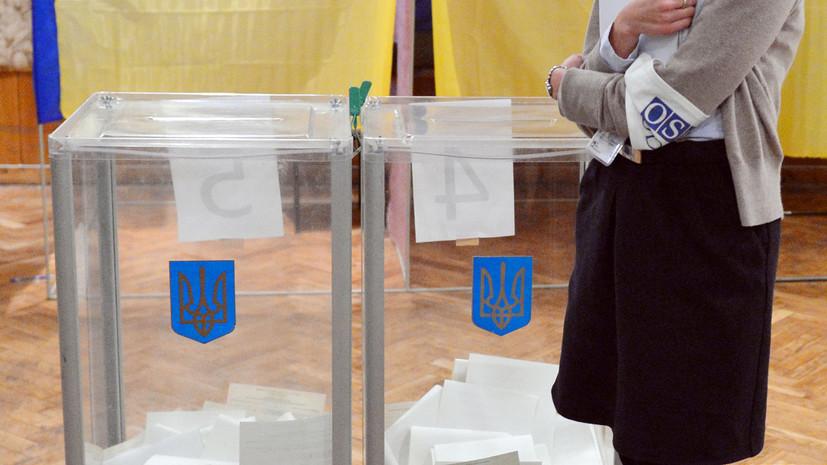 В ЦИК Белоруссии рассказали, кто побеждает на выборах на Украине