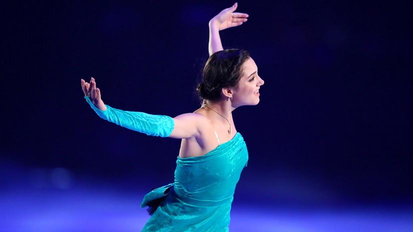 Медведева: я радуюсь тому, что мне удалось в какой-то степени перешагнуть через себя