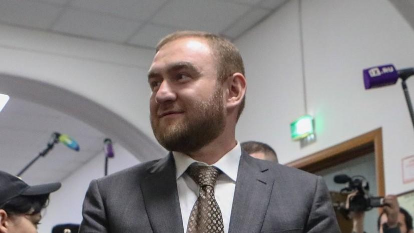 В ОНК рассказали об улучшении условий содержания сенатора Арашукова