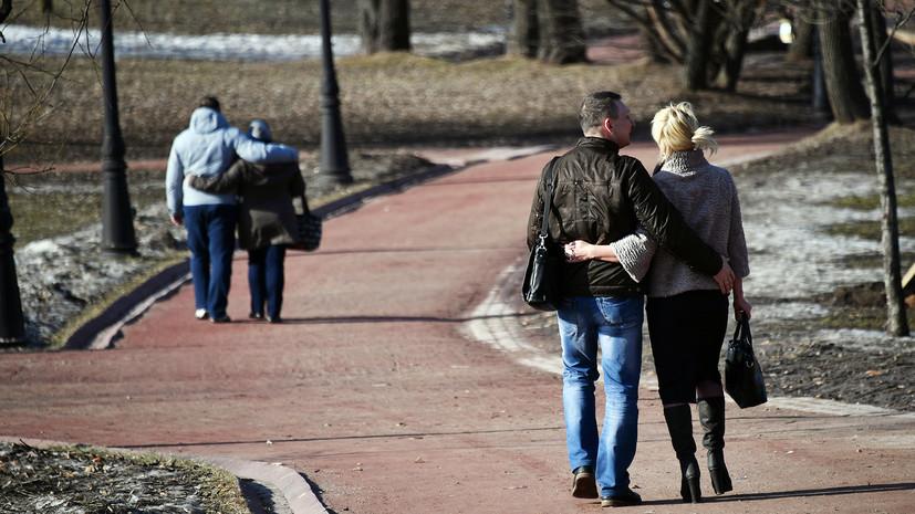 В Росгидромете заявили, что температура в марте в Москве будет близка к норме