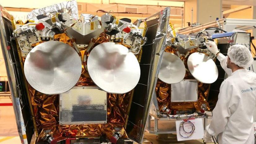 Ракету «Союз-СТ» с OneWeb начали вывозить на стартовый комплекс Куру