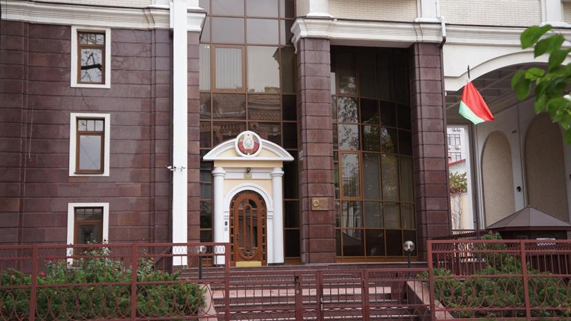 Белорусские дипломаты выразили протест из-за разбойного нападения на завод на Украине