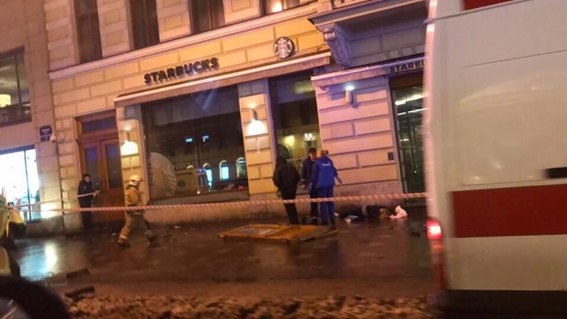 Источник: гражданин США погиб в результате наезда BMW в Петербурге