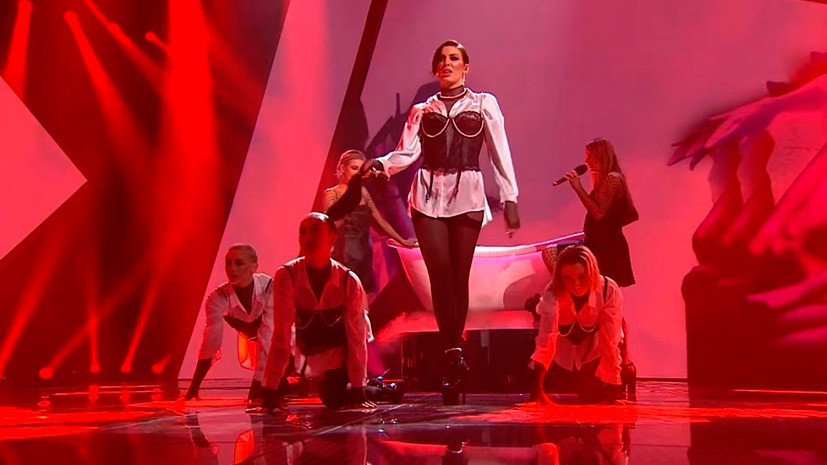 СМИ: Российская компания владеет правами на песню Maruv для Евровидения