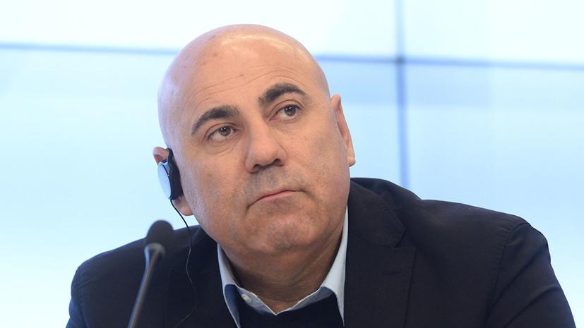 Пригожин назвал бредом требования Украины в адрес певицы Maruv