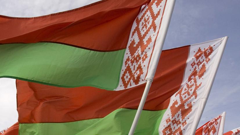 В Минске назвали пережитком прошлого санкции ЕС против Белоруссии