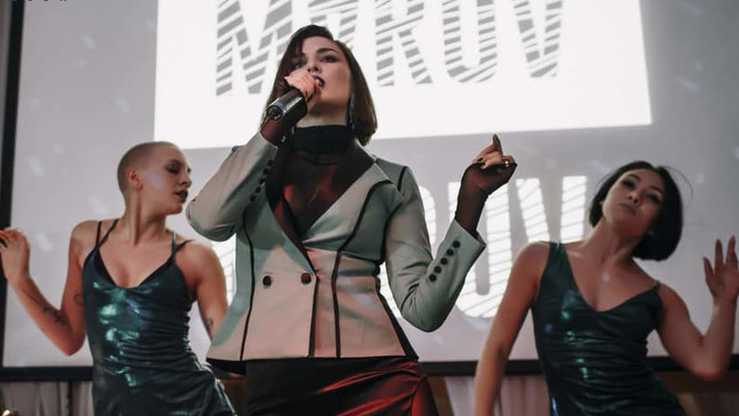 Maruv прокомментировала ситуацию вокруг отмены своего участия в Евровидении