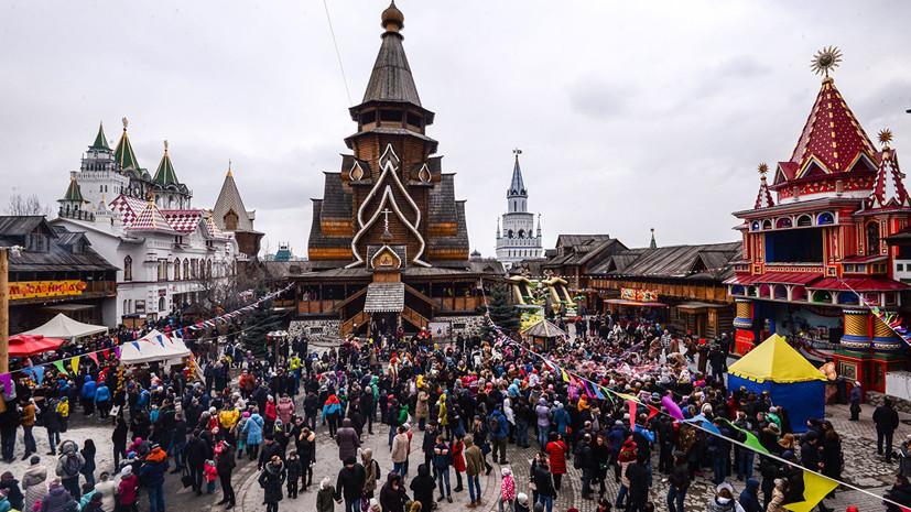 На фестивале «Московская Масленица» покажут более 200 спектаклей