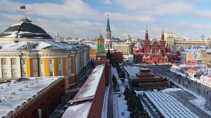 В Кремле заявили об усилении активности иностранных шпионов