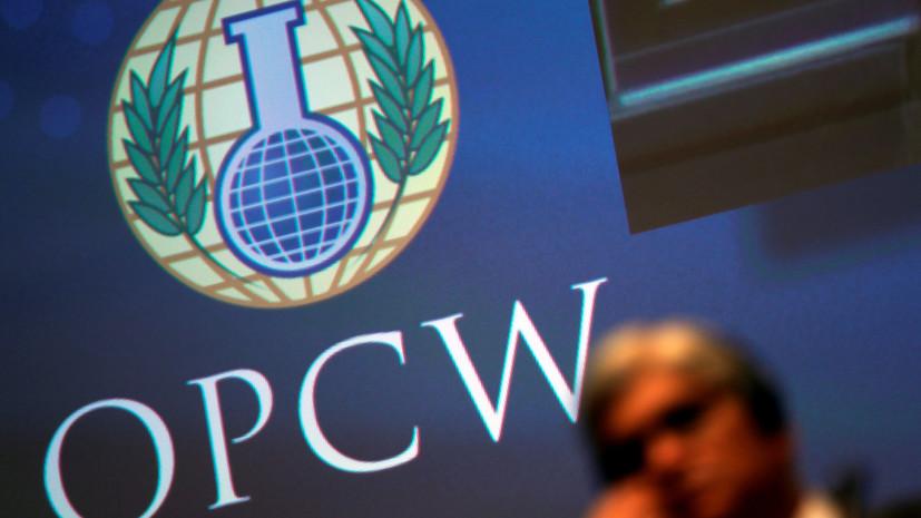 Шульгин: США и Британия проводят работы с запрещёнными химикатами