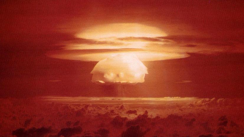 «Под предлогом защиты мира»: как в Тихом океане состоялось самое мощное ядерное испытание США