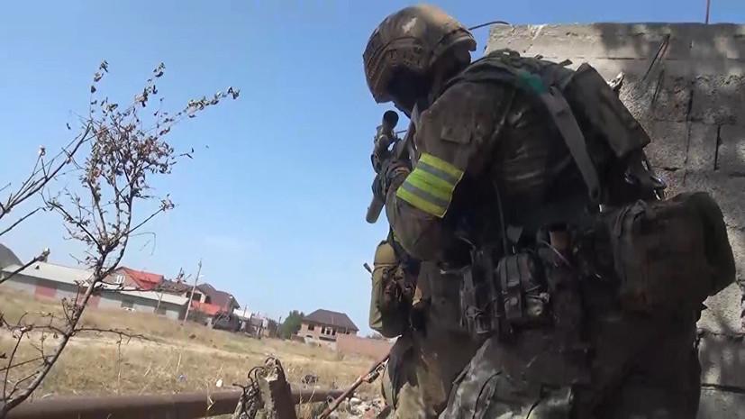 В Нальчике ликвидированы планировавшие теракты боевики