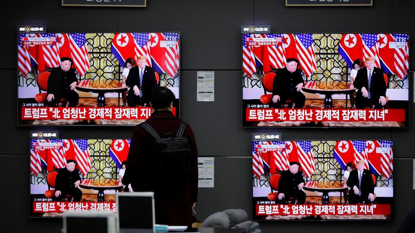 В Южной Кореесчитают, чтоКНДР может стать военным партнёром США