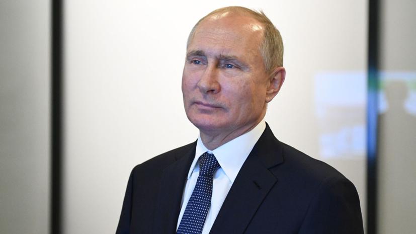 Путин решил наградить орденами постпреда при ЕС и посла в Британии