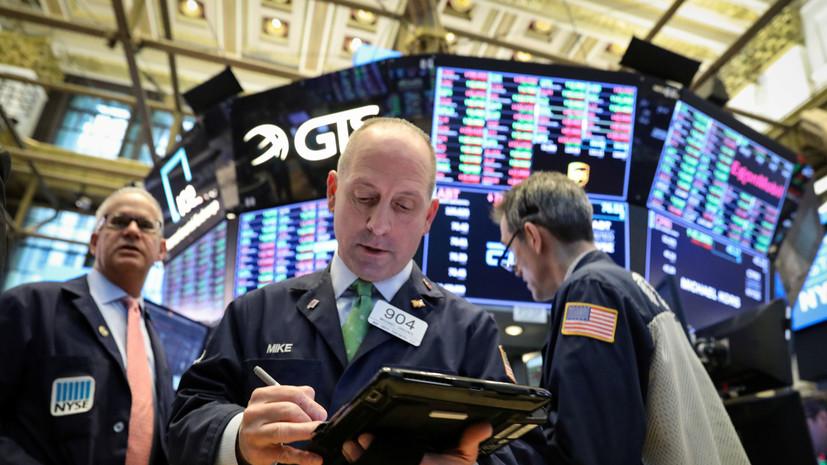 Штормовое предупреждение: приведёт ли замедление экономики США к новому кризису в стране