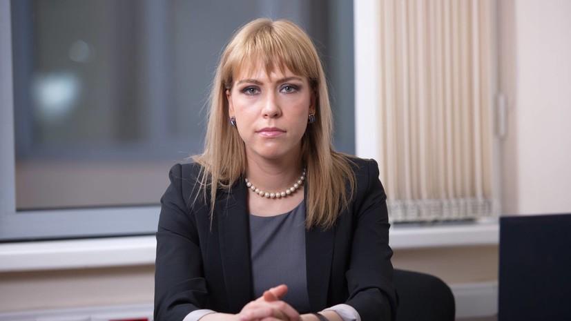 Мария Баронова присоединилась к команде RT