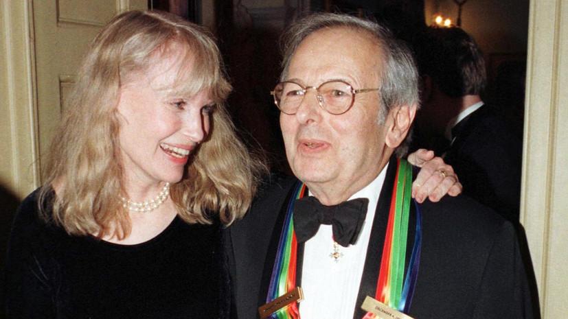 В США умер лауреат четырёх «Оскаров» композитор Андре Превин