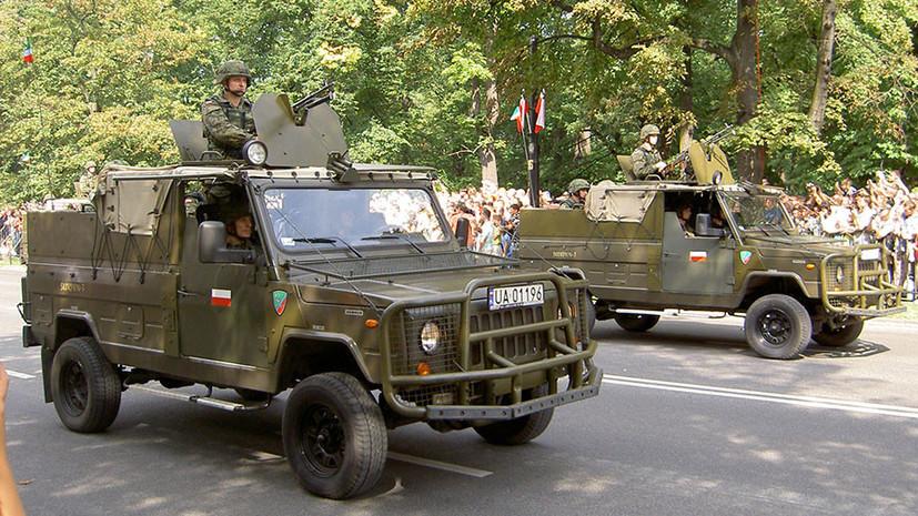 «Польша распахнулась для американского ВПК»: как Варшава собирается укреплять восточный фланг НАТО