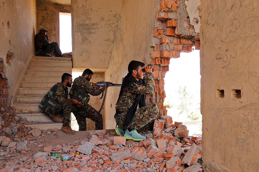 20 февраля 2019 — Сирия , ИГ — Новости Сирии