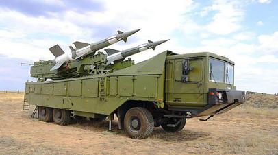 ЗРК С-125 «Печора»